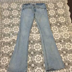 Hollister Jeans Size 0 stretch